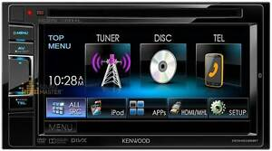 KENWOOD DDX-5035BT - (Like New) car tuner / stacker / audio / dvd Kallaroo Joondalup Area Preview