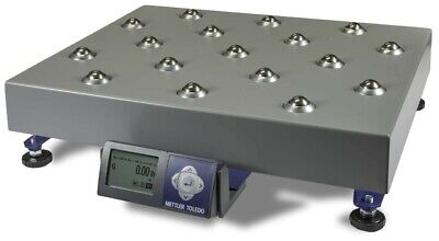 New Sealedmettler Toledo Bc-60u Shipping Scale Ball Top Platterrs232 Ps60 Ups