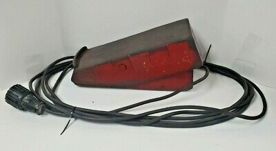 Miller Electric Foot Pedal 20 Ft Cord And Plug