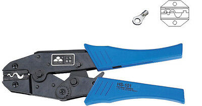 Non-insulated Terminals Crimping Tool Plier Crimper 1.5-10mm2 Awg 16-8