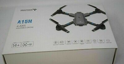 SNAPTAIN A15H FPV RC Drone With 720P HD Camera And Live Video 120° Wide-Angle