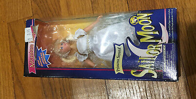 Sailor moon doll! hard to find - New - Princess Serenity 6 inch