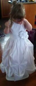 New Flower Girl Dress Size 6