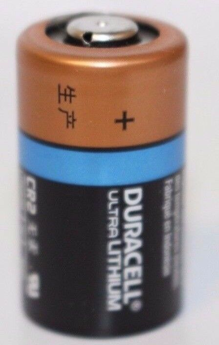 5 NEW Duracell Ultra Lithium CR2 Batteries 3V (DLCR2, CR17355, ELCR2) Exp 2024++