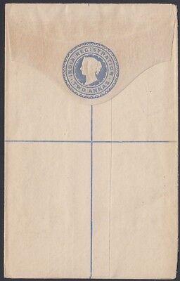 India  1902  Reg Letter H G 2  Mint