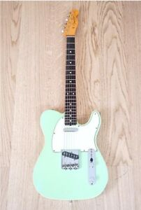 WANT: Surf Green Fender