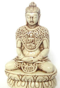 Meditating Buddha large statue God Good luck UK seller free postage altar