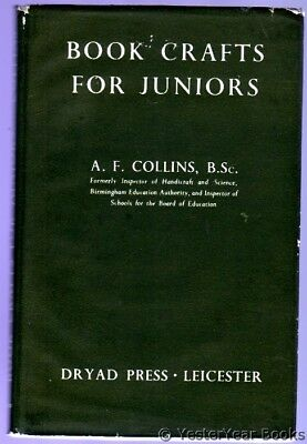 Book Crafts for Juniors : A Handbook for Teachers and Students , Collins, A. F.](Crafts For Teachers)