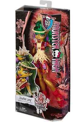 Monster High Ghouls Getaway Jinafire Long Doll Toy