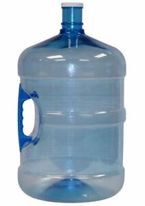 wanted large water jug or water bottle