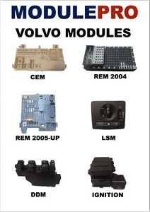 REPAIR AND REBUILD SERVICE FOR ALL VOLVO ELECTRONIC MODULES West Island Greater Montréal image 2