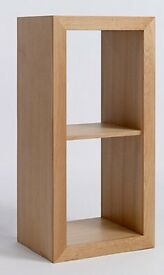 Sherwood Solid Oak Cube Furniture - Used (OVNO)
