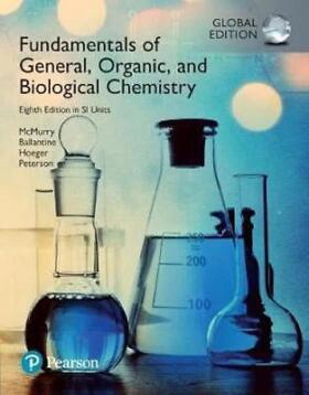 Fundamentals of General, Organic and Biological Chemistry ..