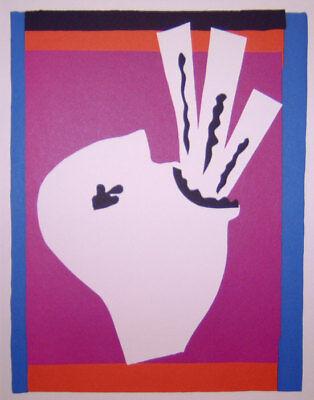 Jazz Henri Matisse (Henri Matisse Jazz - L'Avaleur de Sabres)