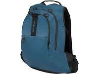 """Samsonite Paradiver Laptop Backpack 18L Large Blue 15.6""""/39.6cm BNWT"""