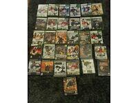 Joblot of video games