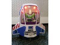 Buzz lightyear portable CD player