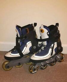 K2 power Inline skates size 6