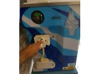 CARPIGIANI 191 ICE CREAM WHIPPY MACHINE. MINT CONDITION. 3 PIN PLUG
