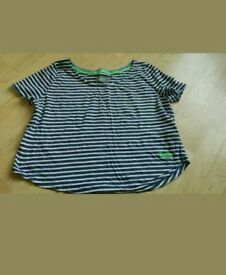 Superdry top size Medium
