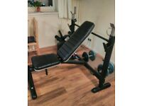 Marcy Pro Weights bench