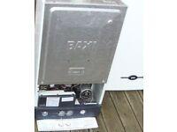 Old combi condensing boilers