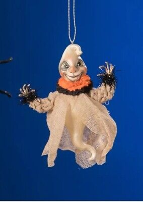 Bethany Lowe Leeann Halloween Dexter the Hexter Ornament -New For 2020!