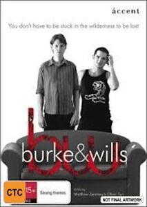 Burke And Wills (DVD, 2008) - Region Free