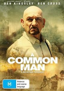 A Common Man (DVD, 2013)