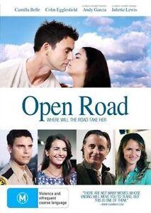 Open Road (DVD) Camilla Belle [Region 4] NEW/SEALED