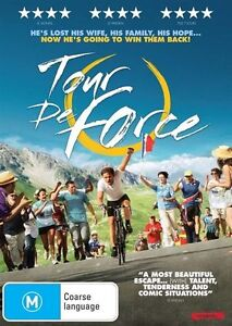 TOUR DE FORCE - (DIRECTOR: LAURENT TUEL) - DVD, 2014 - BRAND NEW!!! SEALED!!!