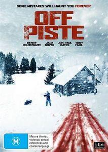 Off Piste (DVD, 2016) (Region 4) Aussie Release