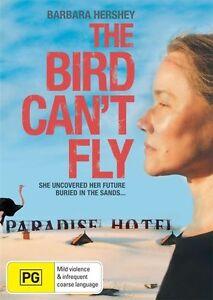 The Bird Can't Fly  *Barbara Hershey * (DVD, 2012) BRAND NEW REGION 4