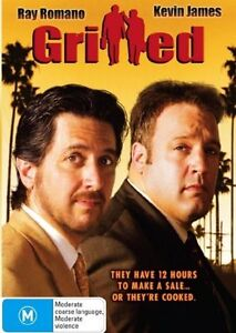 GRILLED-You-can-039-t-beat-their-meat-DVD-2007-PAL-R4-M-COMEDY