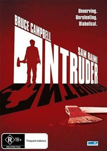 Intruder - Director's Cut (DVD, 2012) New & Sealed