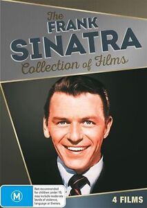 The Frank Sinatra Film Collection  DVD R4