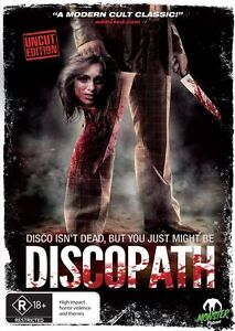 Discopath (DVD, 2015) 'NEW & SEALED'