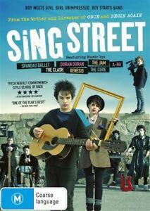 Sing Street DVD R4
