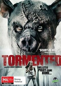 Tormented (DVD, 2016)