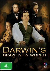 Darwin's Brave New World (DVD, 2009)