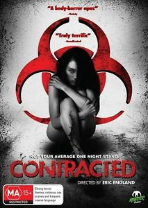 Contracted (DVD, 2014) * Monster Pictures * Queer Horror *