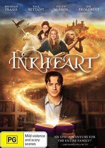 Inkheart DVD NEW, FREE POSTAGE WITHIN AUSTRALIA REGION 4