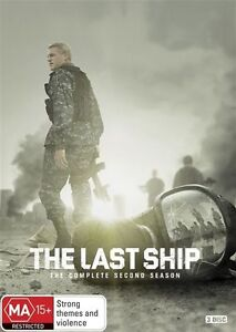 The Last Ship - Season 2 : NEW DVD