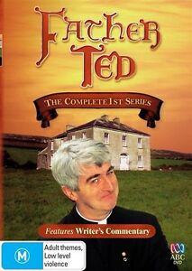 Graham Linehan Father Ted Series 1 DVD Region 4, New & Sealed Free Postage