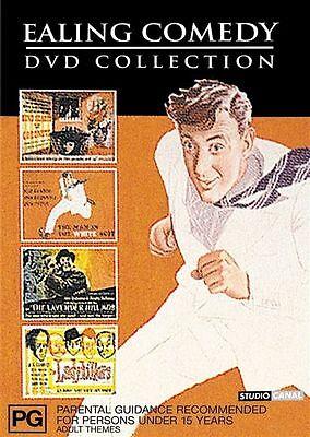 Ealing Comedy DVD Collection (DVD, 2003, 4-Disc Set)