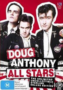 DAAS Gold - Doug Anthony All Stars (DVD, 2008, 2-Disc Set)