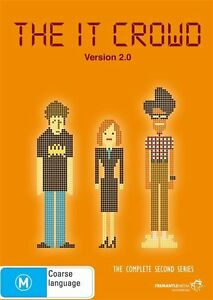 The IT Crowd - Version 2.0 - NEW DVD - Region 4