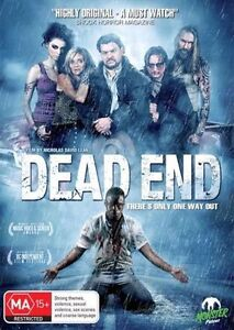 Dead End (DVD, 2014) - Region 4