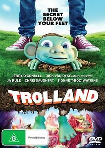 Trolland (DVD, 2017) NEW