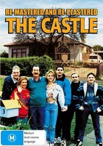 THE CASTLE Remastered : NEW SEALED DVD : Michael Caton